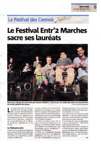 2012-05-26 - Nice-Matin - Le Festival Entr'2 Marches sacre ses lauréats.jpg
